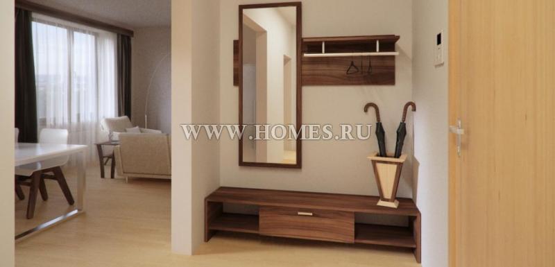 Новая квартира в Риге, Kипсала