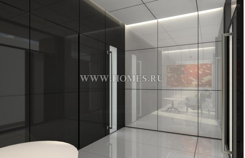 Новая квартира в самом сердце Риги