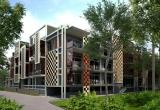 Удивительная квартира в Юрмале, Дзинтари