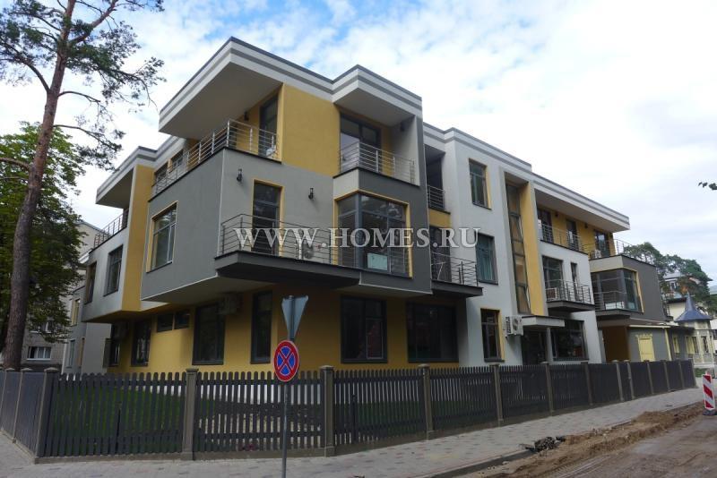 Новая квартира в Юрмале, Булдури