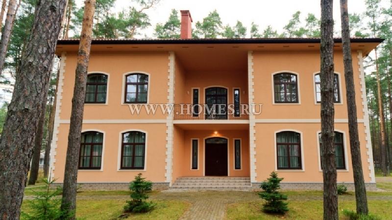 Восхитительный дом в Юрмале, Яундубулти