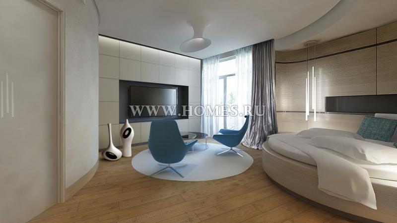 Восхитительная квартира в Дзинтари, Юрмала