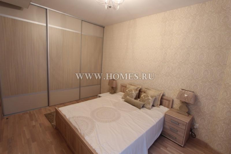 Новые апартаменты в центре Риги