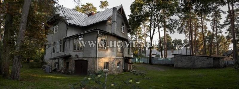 Эксклюзивный дом в тихой части Межапарка, Рига
