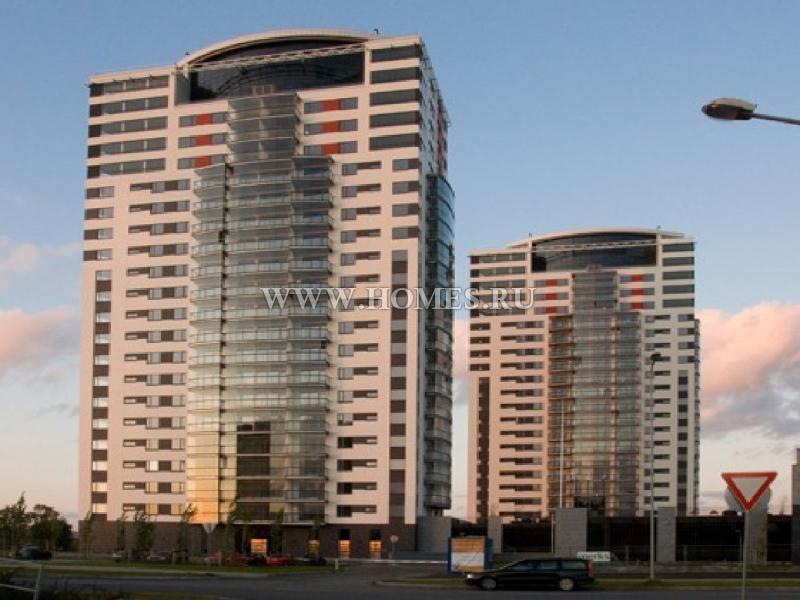 Новая квартира в Риге