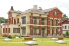 Красивые апартаменты в Юрмале, Булдури