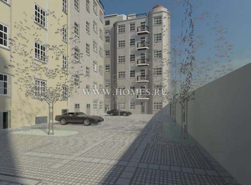 Элегантная квартира в центре Риги