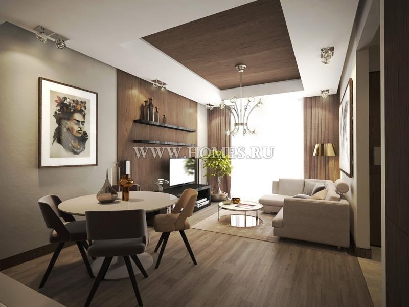 Элегантная квартира в Юрмале, Дубултим