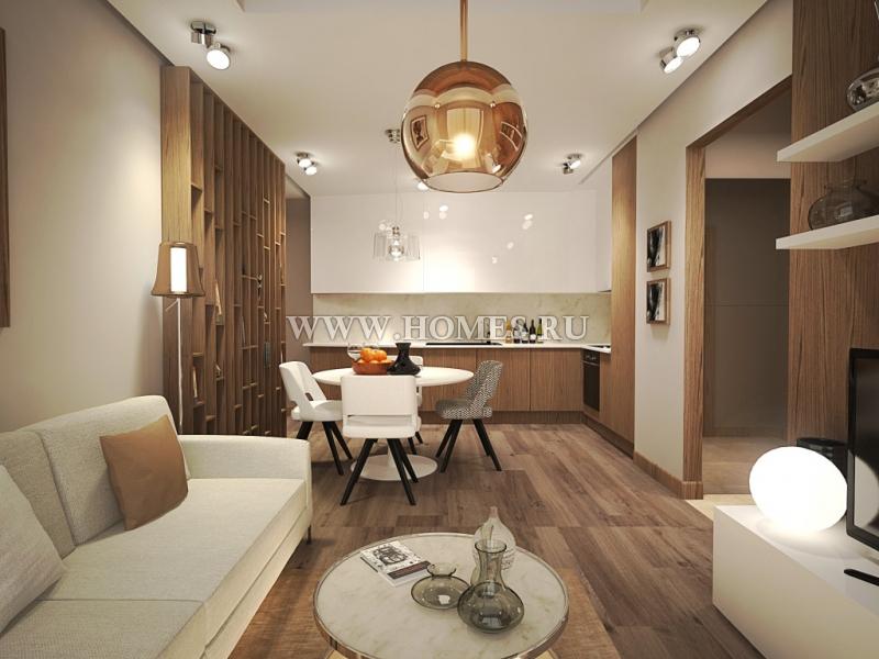 Красивая квартира в Юрмале, Дубулти