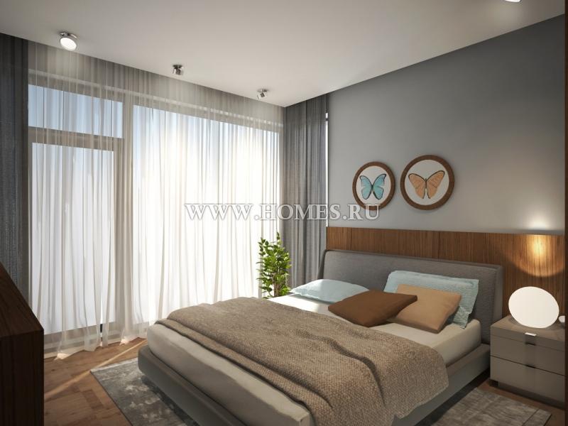 Потрясающая квартира в Юрмале, Дубулти