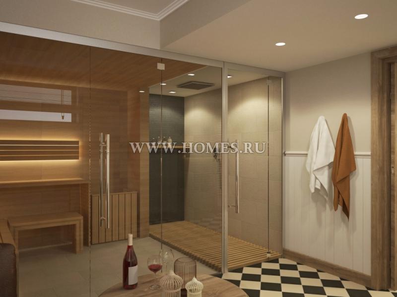 Новый дом в Юрмале, Дубулти