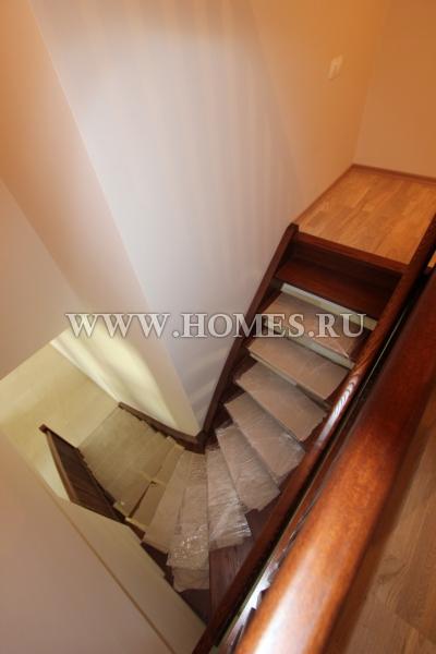 Двухэтажная квартира в центре Риги