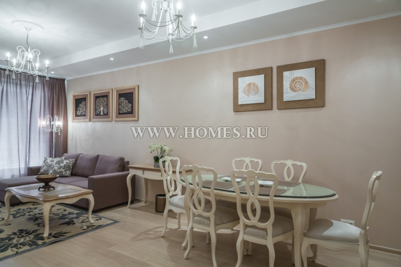 Великолепная квартира в Юрмале, Дзинтари