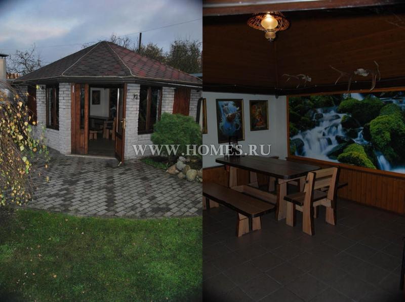 Современный дом в самом центре Пурвциемса, Рига