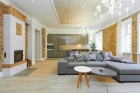 Красивый апартамент в центре Риги