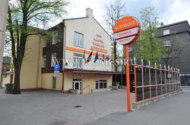 Великолепный отель в центре Риги