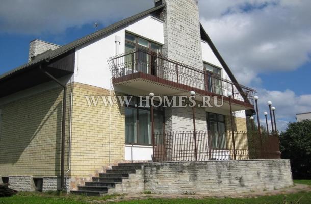 Уникальный жилой дом в районе Пурвциемс, Рига