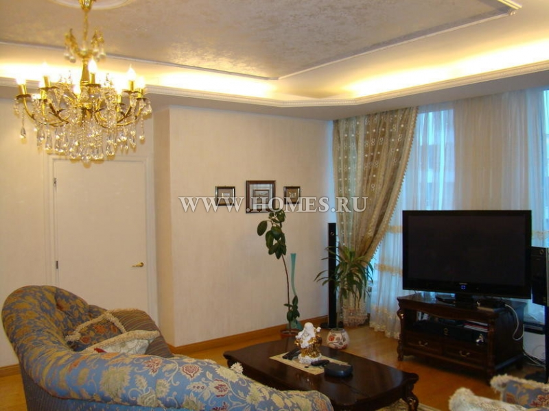 Элегантная квартира в центре Риги, Латвия