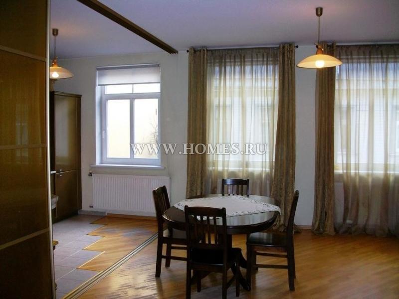 Уникальная квартира в центре Риги