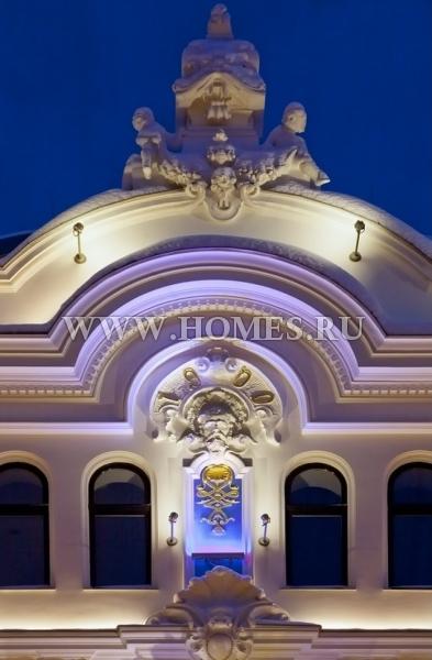 Прекрасная квартира в центре Риги