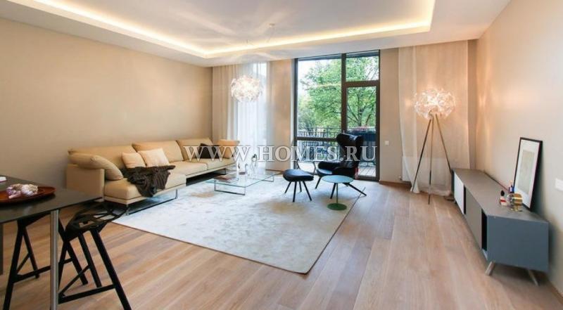 Квартира премиум-класса в центре Риги