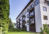 Уникальная квартира расположена в Юрмале