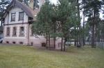 Небольшой особняк в Межапарке, Рига