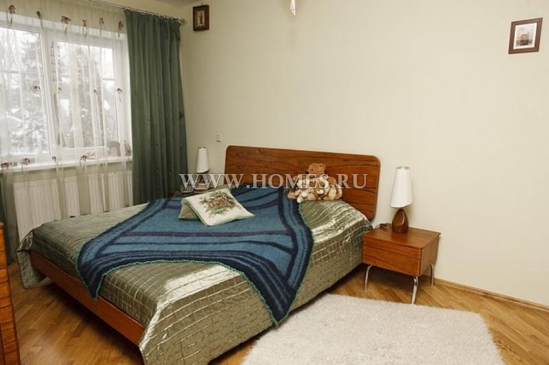 Превосходные апартаменты в районе Меллужи в Юрмале