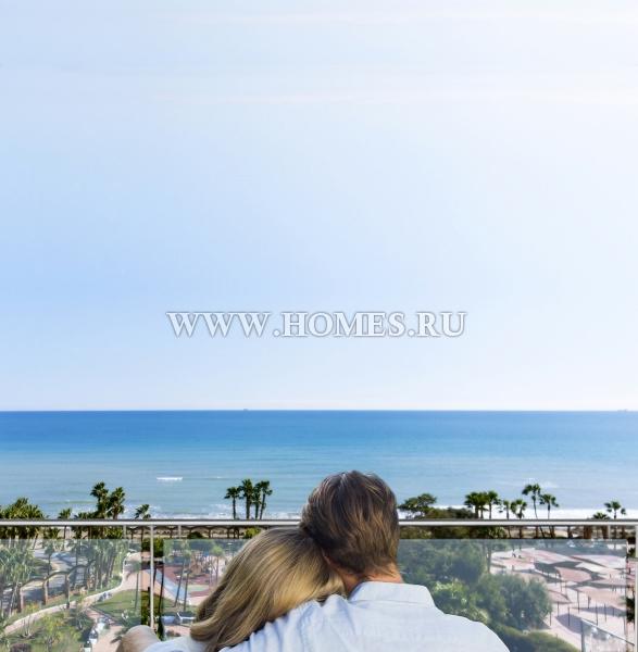Прекрасные апартаменты в Оропеса дель Мар