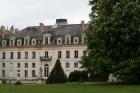 Роскошный замок под Парижем, Франция