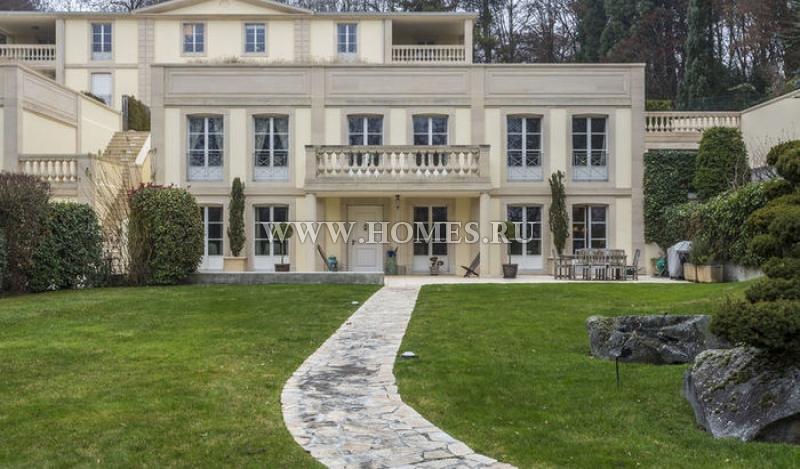 Двухуровневая квартира в Женеве
