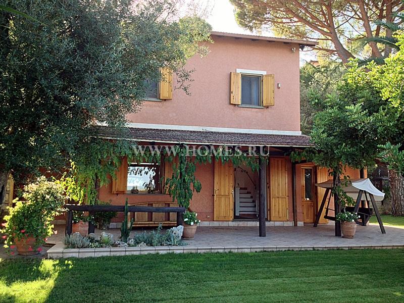 Шикарная вилла в Тоскане