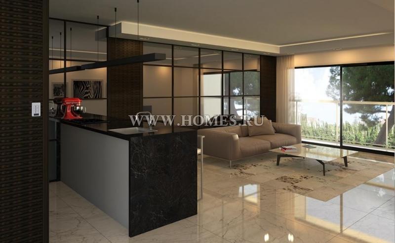 Элегантный апартамент в Монако