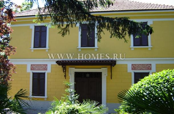 Симпатичный дом в Ломбардии