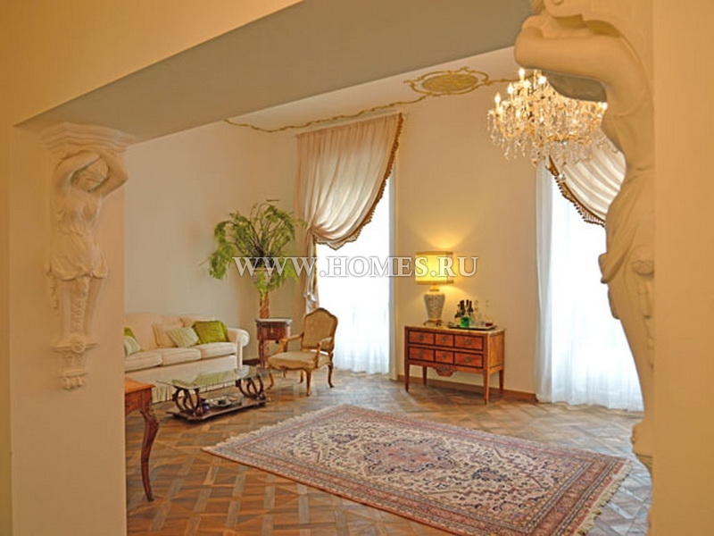 Роскошный апартамент в Милане