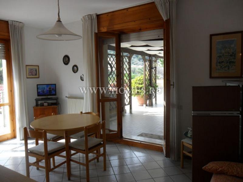 Красивый апартамент в Лигурии