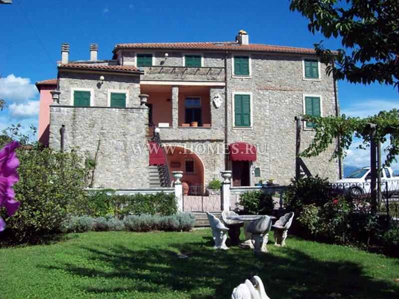 Исторический дом расположен в Фолло