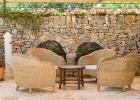 Каменные дома на юге Италии