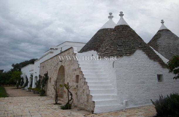 Симпатичный дом в Остуни