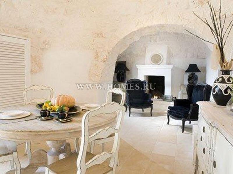 Элегантный дом на юге Италии
