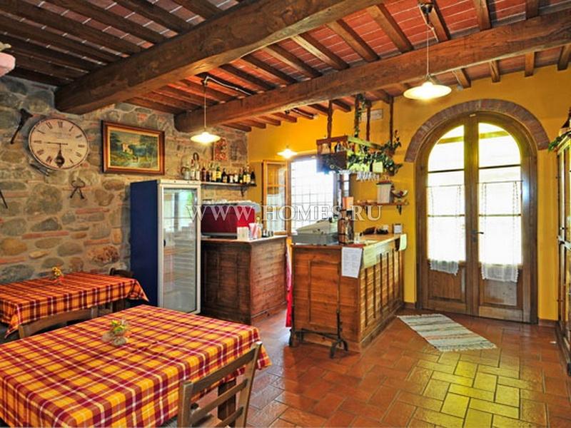 Симпатичный комплекс в Тоскане