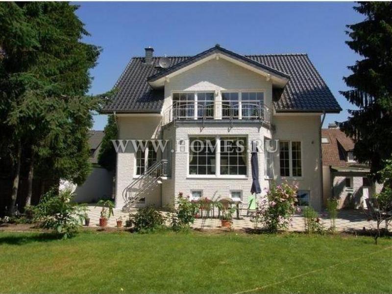 Стильный дом в Ганновере
