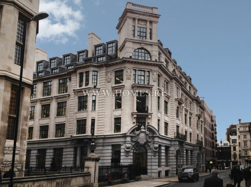 Инвестиционное предложение в Лондоне