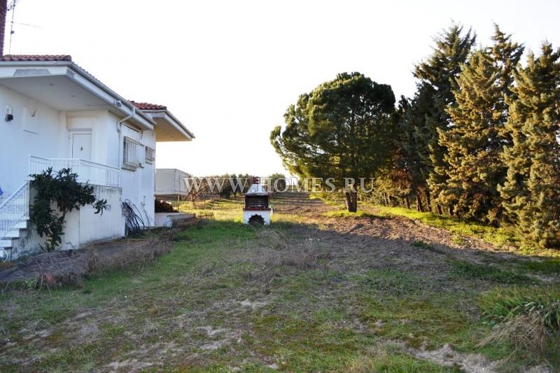 Уютный коттедж в пригороде Салоник