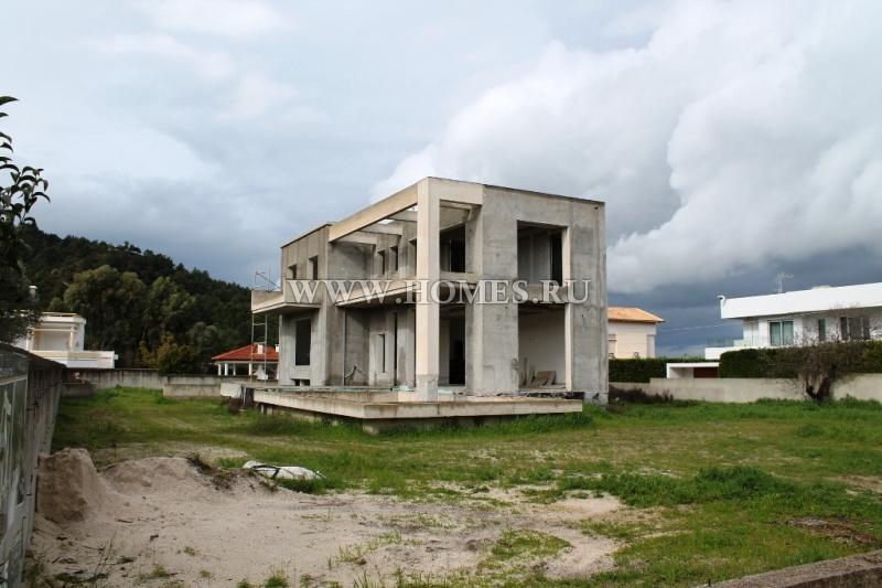 Новый коттедж на Родосе