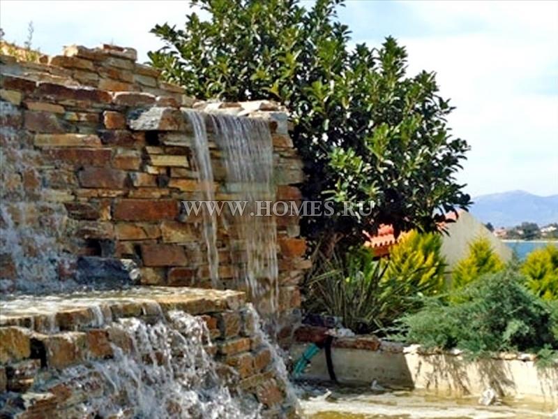 Потрясающая вилла на острове Эвия