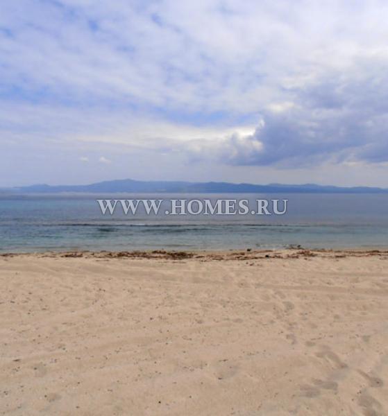 Купить участок в греции на берегу моря недорого