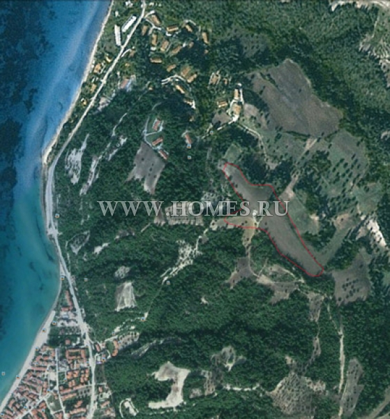 Продается Земельный участок, Греция, Халкидики-Кассандра