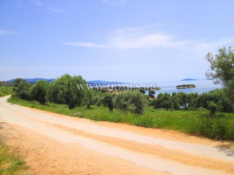 Продается Земельный участок, Греция, Халкидики-Ситония