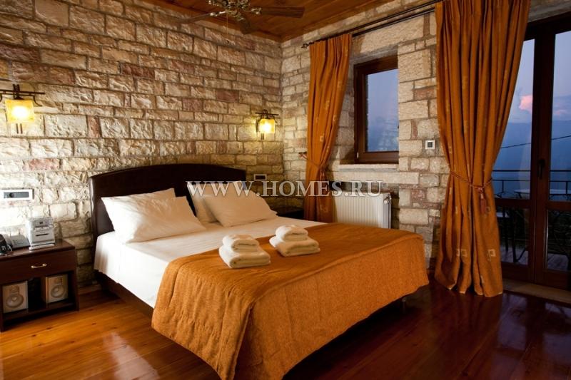 Превосходный мини-отель в Греции
